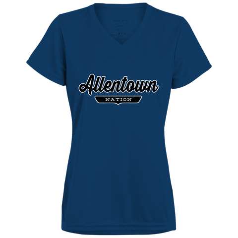 Allentown Women's T-shirt - The Nation Clothing