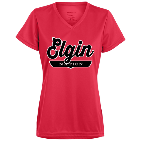 Elgin Women's T-shirt - The Nation Clothing