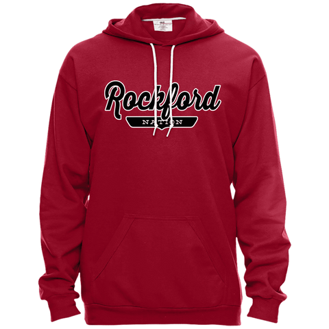 Rockford Hoodie - The Nation Clothing