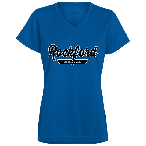 Rockford Women's T-shirt - The Nation Clothing