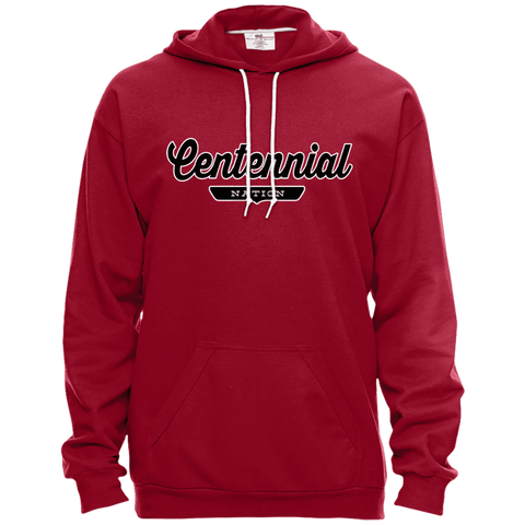Centennial Hoodie - The Nation Clothing