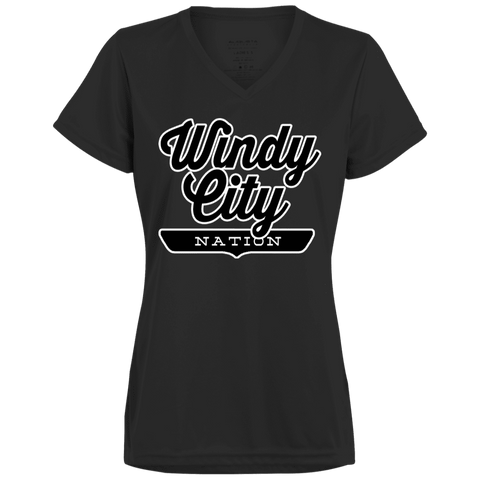 Windy City Nation Women's T-shirt - The Nation Clothing