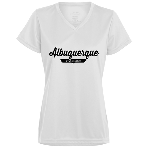 Albuquerque Women's T-shirt - The Nation Clothing