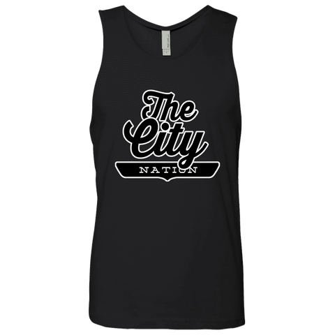 The City Tank Top - The Nation Clothing