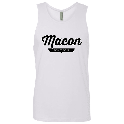 Macon Tank Top - The Nation Clothing