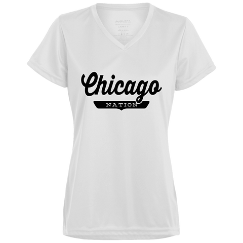 Chicago Women's T-shirt - The Nation Clothing