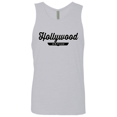 Hollywood Tank Top - The Nation Clothing
