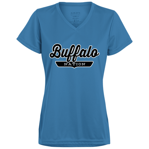 Buffalo Women's T-shirt - The Nation Clothing
