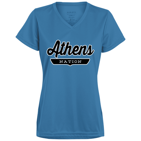 Athens Women's T-shirt - The Nation Clothing