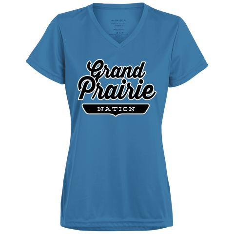 Grand Prairie Women's T-shirt - The Nation Clothing