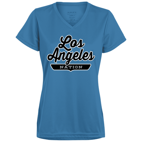 Los Angeles Women's T-shirt - The Nation Clothing