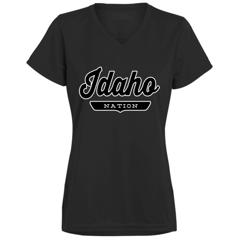Idaho Women's T-shirt - The Nation Clothing