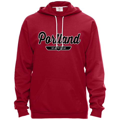 Portland Hoodie - The Nation Clothing