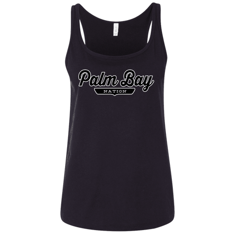Palm Bay Women's Tank Top - The Nation Clothing