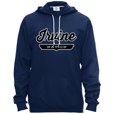 Irvine Hoodie - The Nation Clothing