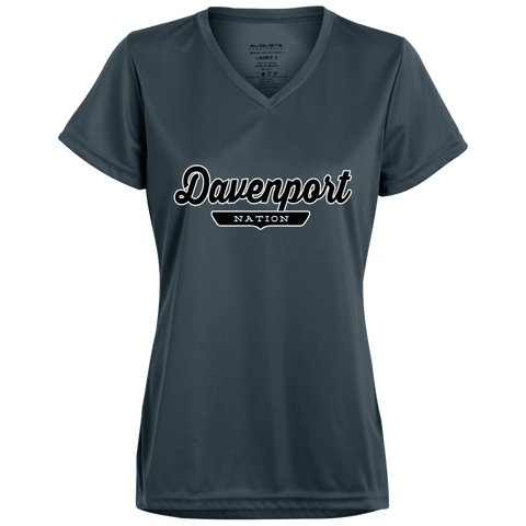 Davenport Women's T-shirt - The Nation Clothing