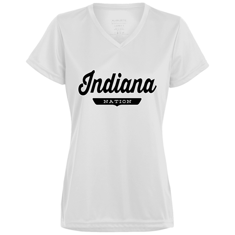 Indiana Women's T-shirt - The Nation Clothing