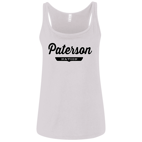 Paterson Women's Tank Top - The Nation Clothing
