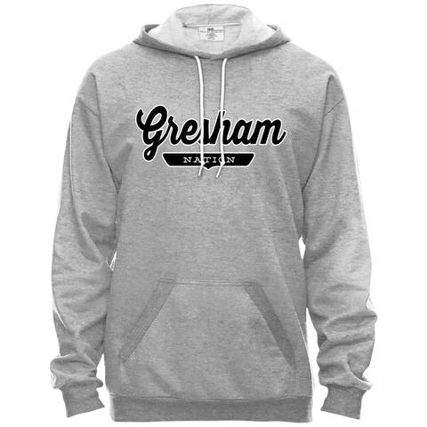 Gresham Hoodie - The Nation Clothing