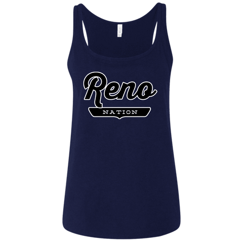 Reno Women's Tank Top - The Nation Clothing