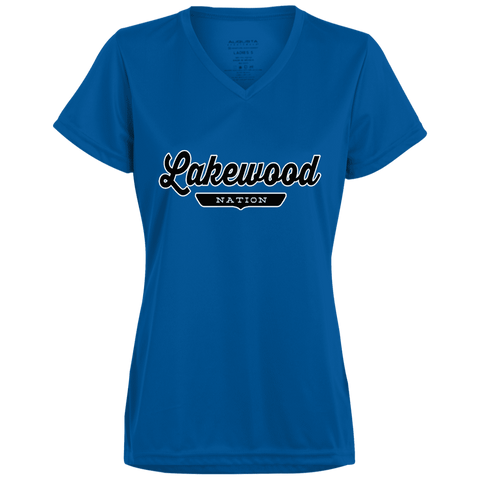 Lakewood Women's T-shirt - The Nation Clothing