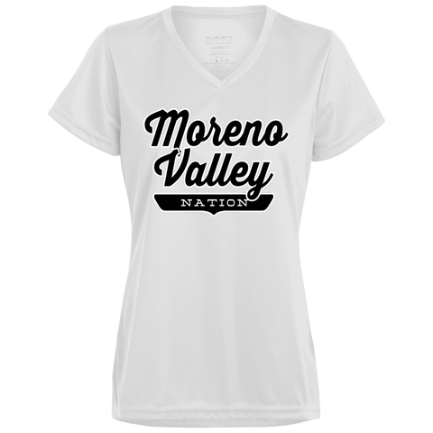 Moreno Valley Women's T-shirt - The Nation Clothing