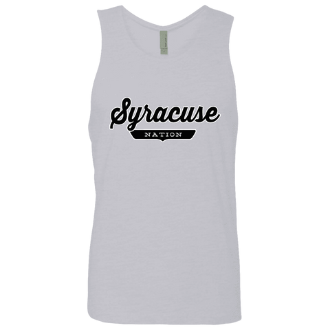Syracuse Tank Top - The Nation Clothing