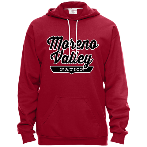Moreno Valley Hoodie - The Nation Clothing