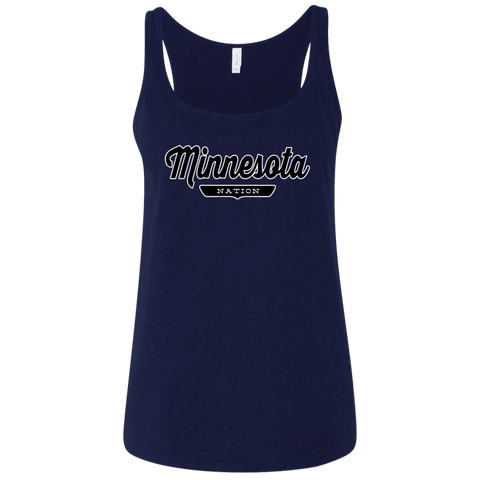 Minnesota Women's Tank Top - The Nation Clothing
