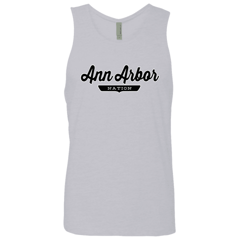 Ann Arbor Tank Top - The Nation Clothing
