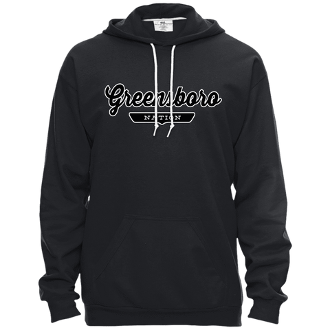 Greensboro Hoodie - The Nation Clothing