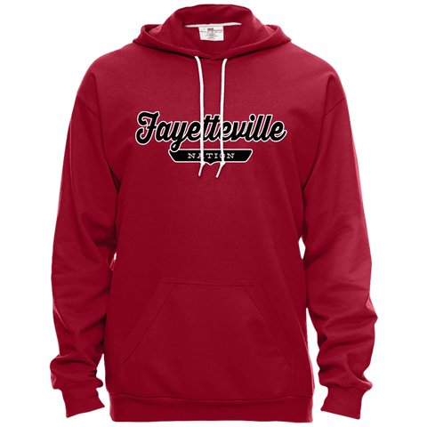 Fayetteville Hoodie - The Nation Clothing