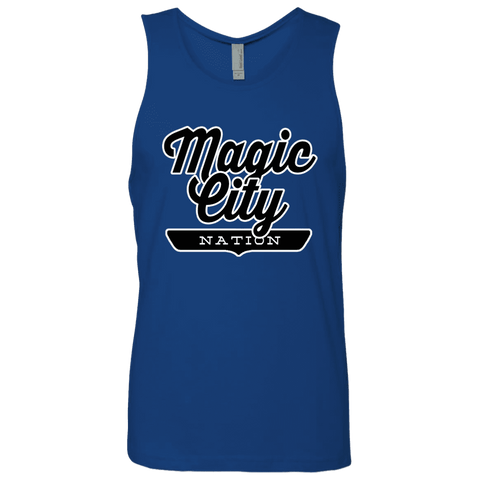Magic City Tank Top - The Nation Clothing