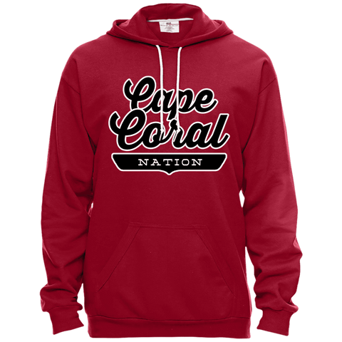 Cape Coral Hoodie - The Nation Clothing