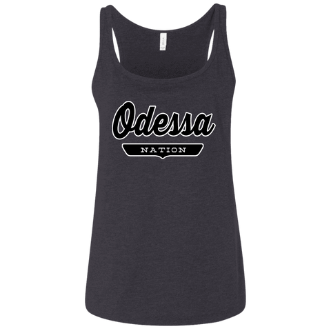 Odessa Women's Tank Top - The Nation Clothing