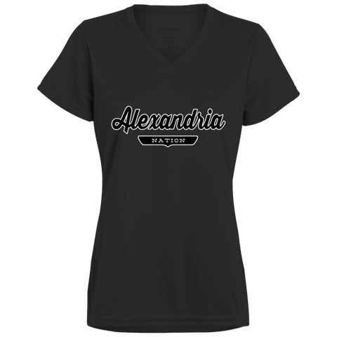 Alexandria Women's T-shirt - The Nation Clothing