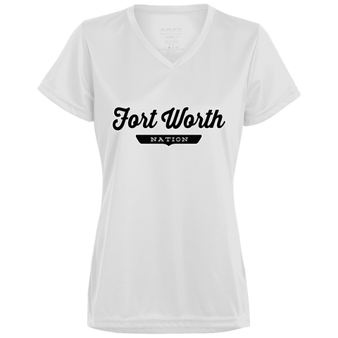 Fort Worth Women's T-shirt - The Nation Clothing