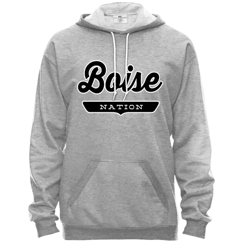 Boise Hoodie - The Nation Clothing