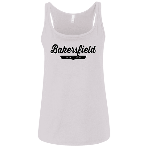 Bakersfield Women's Tank Top - The Nation Clothing