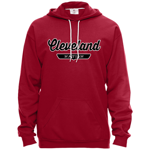 Cleveland Hoodie - The Nation Clothing