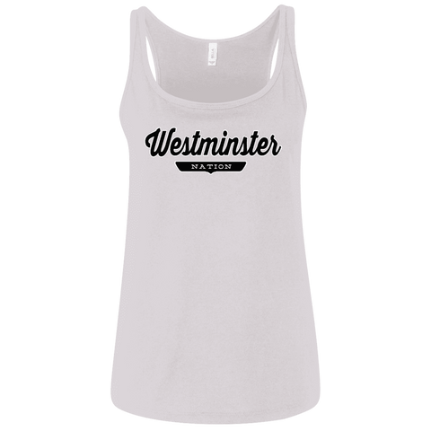 Westminster Women's Tank Top - The Nation Clothing