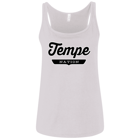 Tempe Women's Tank Top - The Nation Clothing