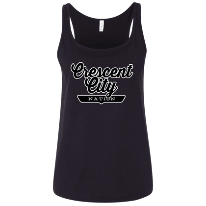 Crescent City Women's Tank Top - The Nation Clothing