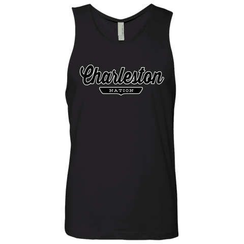 Charleston Tank Top - The Nation Clothing