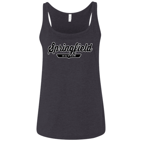 Springfield Women's Tank Top - The Nation Clothing