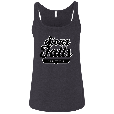 Sioux Falls Women's Tank Top - The Nation Clothing
