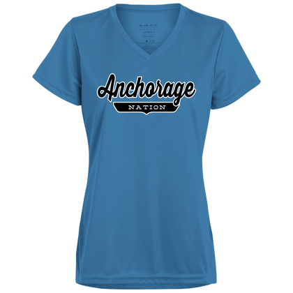 Anchorage Women's T-shirt - The Nation Clothing
