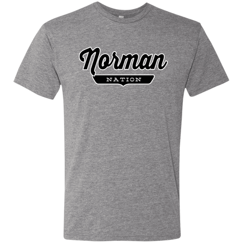 Norman T-shirt - The Nation Clothing