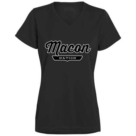 Macon Women's T-shirt - The Nation Clothing