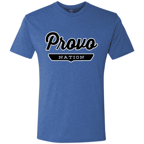 Provo T-shirt - The Nation Clothing